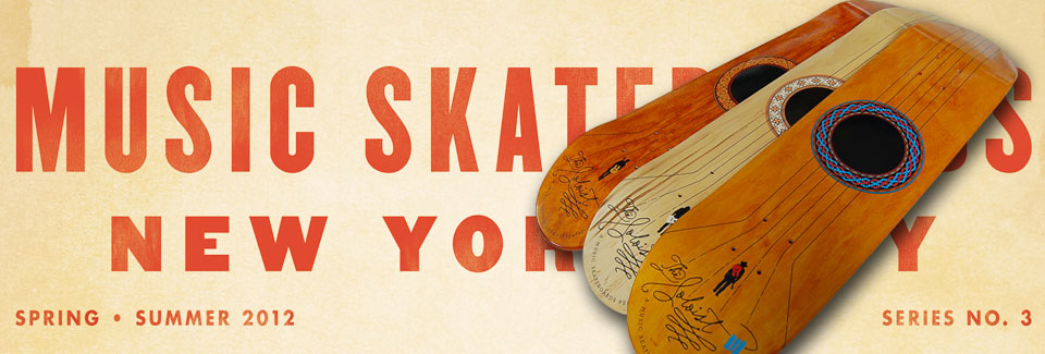 New Music Skateboards